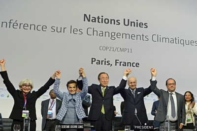 Paris Agreements