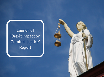 The Brexit Impact on Criminal Justice Co operation in Ireland 1