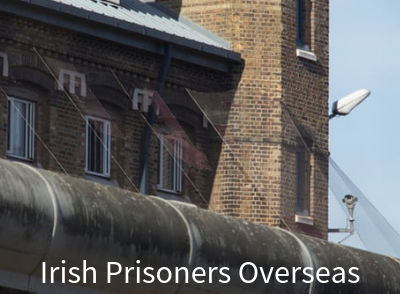 Irish Prisoners Overseas