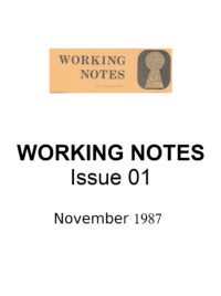 working-notes-issue-01