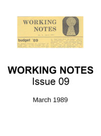 working-notes-issue-09