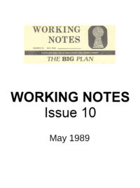 working-notes-issue-10