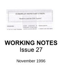 working-notes-issue-27