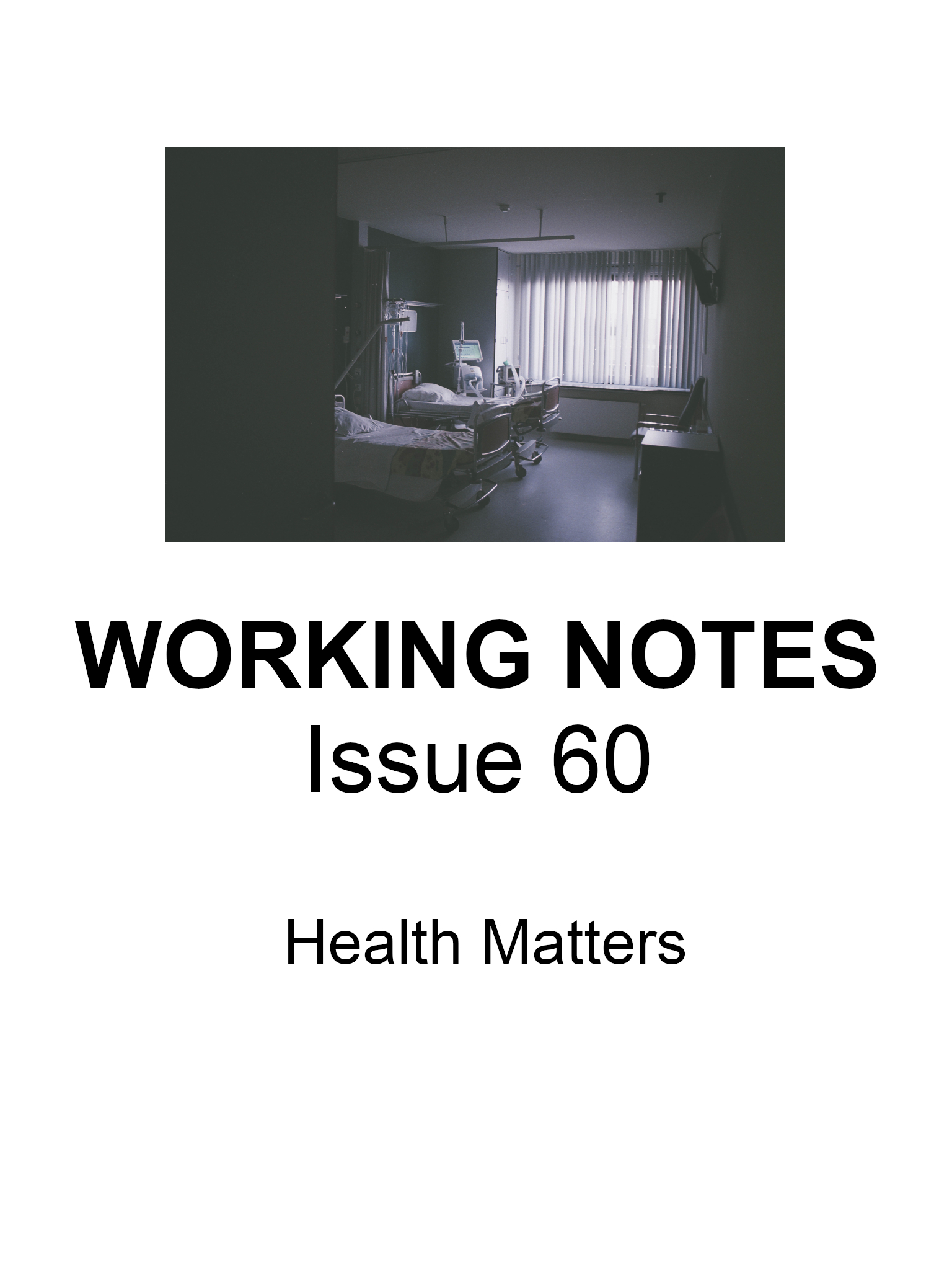 working-notes-issue-60