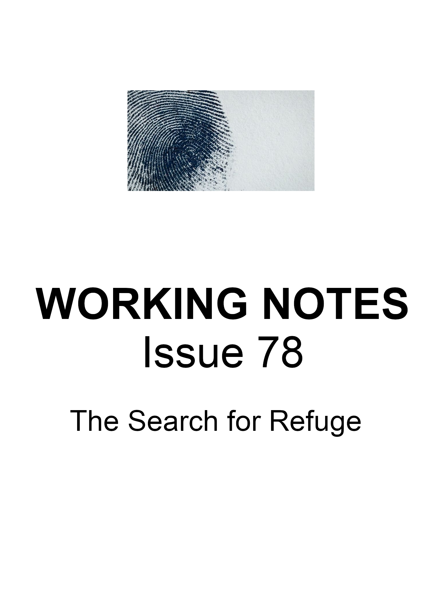 working-notes-issue-78