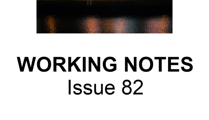 working-notes-issue-82
