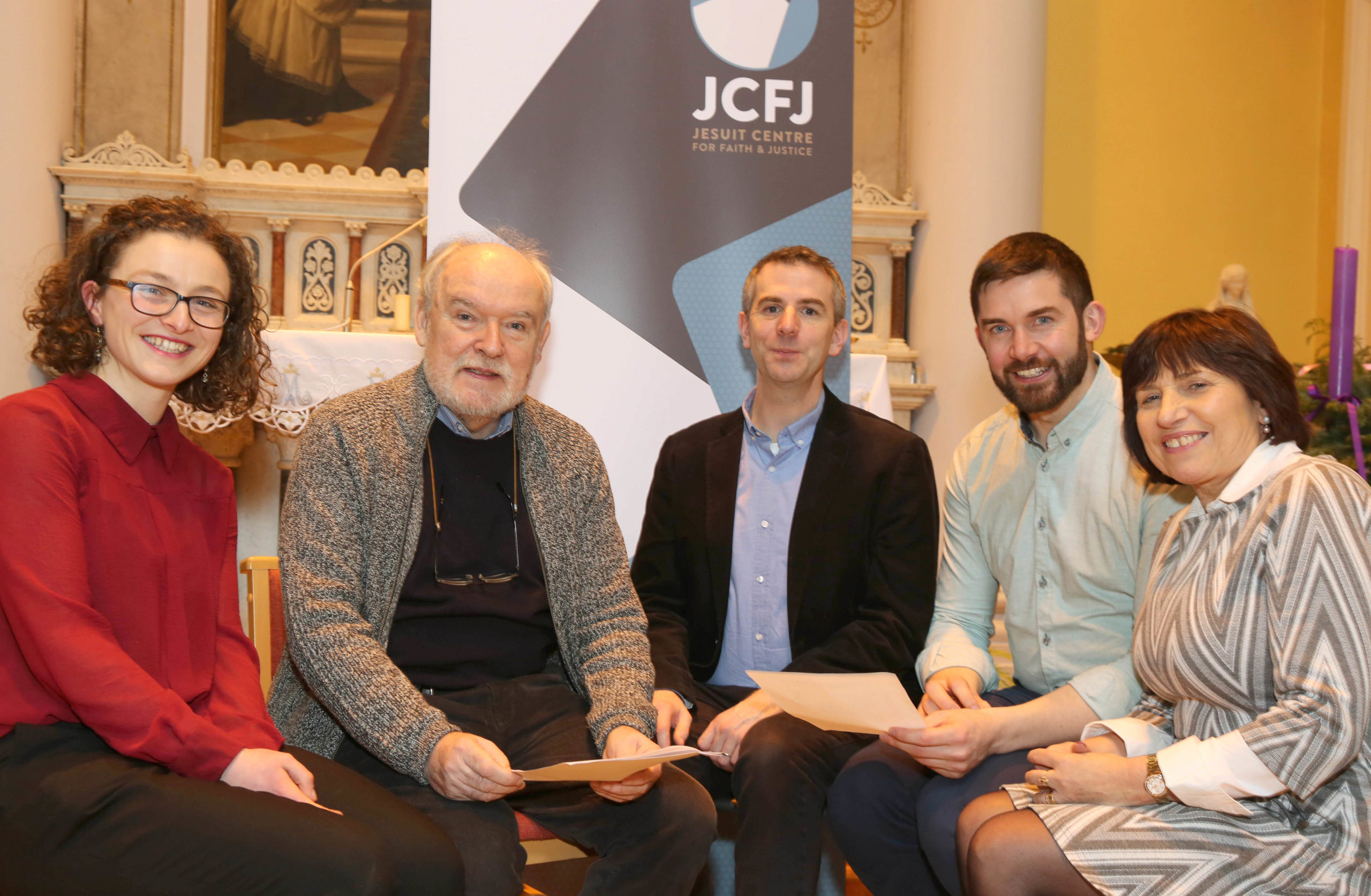 Launch of the JCFJ Strategic Plan (2019-2023)