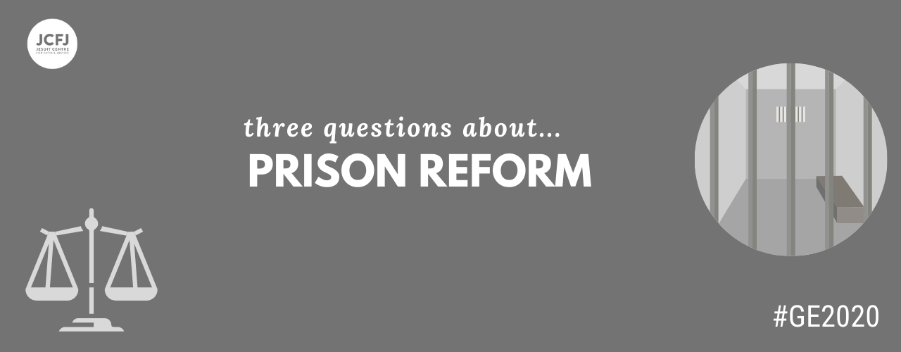 Election 2020 Guide: Prison Reform
