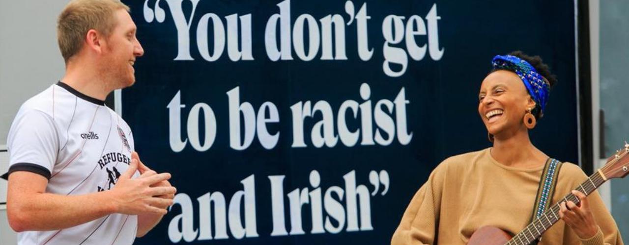 Interrogating Irish Racism